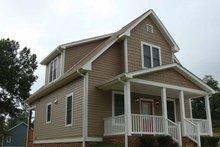 Craftsman Exterior - Front Elevation Plan #936-2