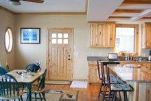 Dream House Plan - Craftsman Interior - Dining Room Plan #981-17
