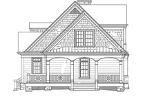Country Exterior - Other Elevation Plan #429-430