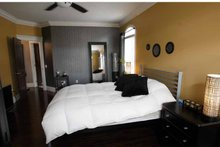 House Plan Design - European Interior - Master Bedroom Plan #23-2547