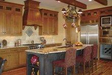 Home Plan - Craftsman Interior - Kitchen Plan #320-992