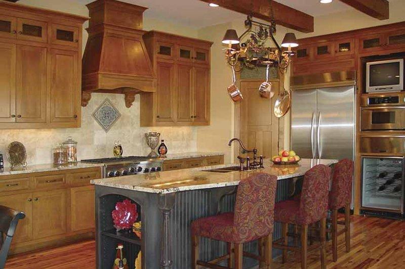 Craftsman Interior - Kitchen Plan #320-992 - Houseplans.com