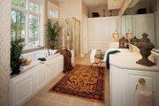 Craftsman Style House Plan - 5 Beds 4 Baths 4776 Sq/Ft Plan #929-340 Interior - Bathroom