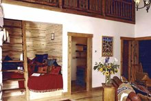 Architectural House Design - Traditional Interior - Family Room Plan #1042-8