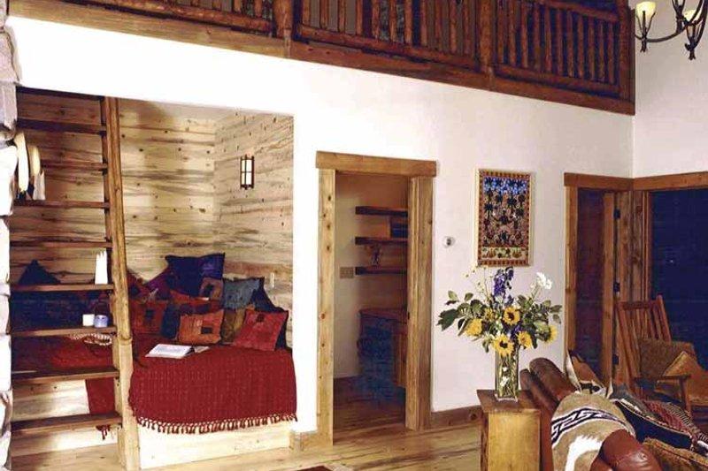 Traditional Interior - Family Room Plan #1042-8 - Houseplans.com