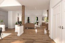 Architectural House Design - Farmhouse Interior - Entry Plan #23-2723