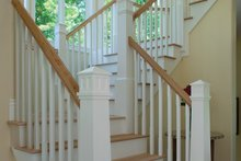 Craftsman Interior - Entry Plan #928-259