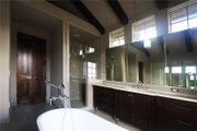 Mediterranean Style House Plan - 3 Beds 4 Baths 4472 Sq/Ft Plan #449-18 Interior - Master Bathroom