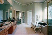 House Plan Design - Country Interior - Master Bathroom Plan #927-116