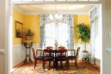 Dream House Plan - Country Interior - Dining Room Plan #929-470