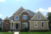 Country Style House Plan - 3 Beds 2.5 Baths 2155 Sq/Ft Plan #927-120 Exterior - Front Elevation