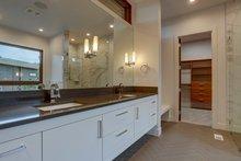Architectural House Design - Modern Interior - Master Bathroom Plan #892-32