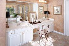 House Design - Traditional Interior - Master Bathroom Plan #927-598