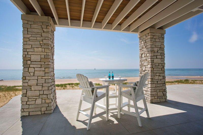 Craftsman Exterior - Outdoor Living Plan #928-268 - Houseplans.com