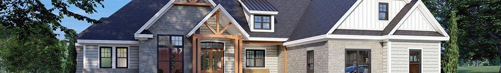 4 Bedroom House Plans, Floor Plans & Designs