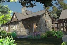 Craftsman Exterior - Other Elevation Plan #120-186