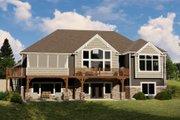 Craftsman Style House Plan - 2 Beds 2.5 Baths 2404 Sq/Ft Plan #1064-68