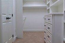 Dream House Plan - European Interior - Master Bedroom Plan #430-139