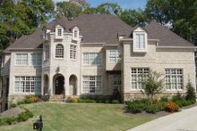 Home Plan - European Exterior - Other Elevation Plan #119-204