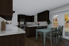 Home Plan - Traditional Interior - Kitchen Plan #1060-62