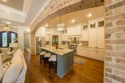 Prairie Style House Plan - 3 Beds 3.5 Baths 2476 Sq/Ft Plan #930-463 Interior - Kitchen
