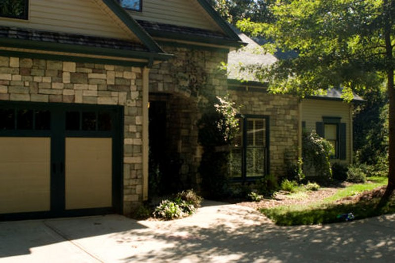 Traditional Exterior - Other Elevation Plan #119-131 - Houseplans.com