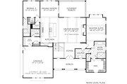 Farmhouse Style House Plan - 4 Beds 3.5 Baths 3033 Sq/Ft Plan #927-1015