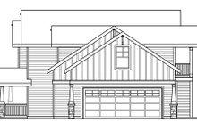 Home Plan - Craftsman Exterior - Other Elevation Plan #124-623
