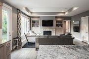Prairie Style House Plan - 5 Beds 3 Baths 3718 Sq/Ft Plan #928-279