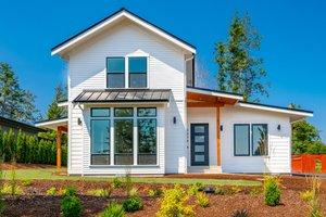 Farmhouse Exterior - Front Elevation Plan #1070-151