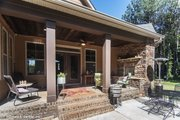 Traditional Style House Plan - 3 Beds 2 Baths 2142 Sq/Ft Plan #929-911 Exterior - Outdoor Living