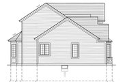 Country Style House Plan - 4 Beds 3.5 Baths 2544 Sq/Ft Plan #46-428 Exterior - Front Elevation