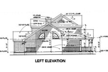 House Plan Design - Southern Exterior - Other Elevation Plan #120-138