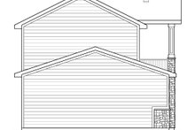 Dream House Plan - Farmhouse Exterior - Other Elevation Plan #1073-28