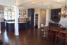 Craftsman Interior - Family Room Plan #119-367