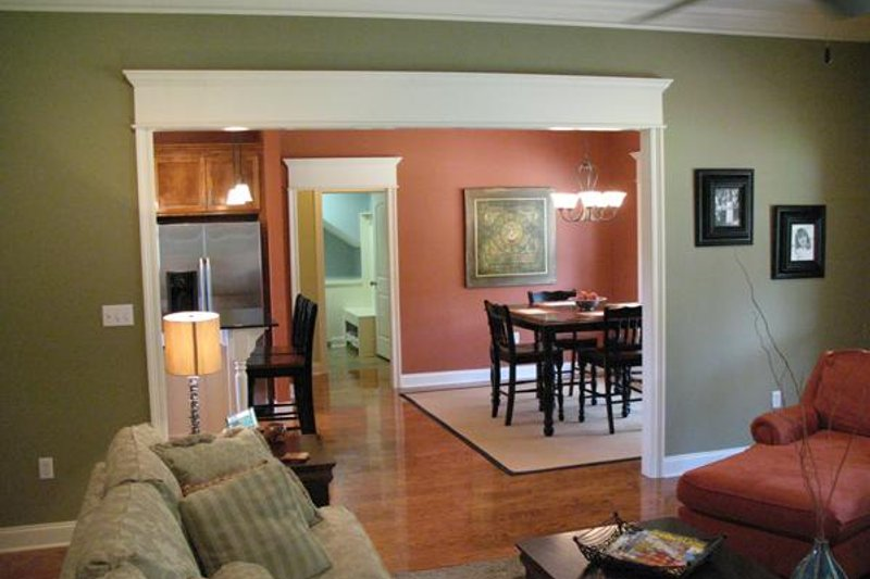 Craftsman Photo Plan #21-247 - Houseplans.com