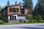 Contemporary Style House Plan - 4 Beds 3 Baths 3398 Sq/Ft Plan #1066-66