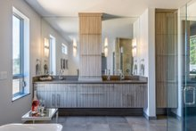 Contemporary Interior - Master Bathroom Plan #892-15