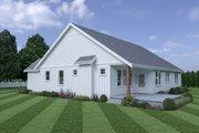 Farmhouse Style House Plan - 3 Beds 2 Baths 2162 Sq/Ft Plan #1070-149