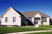 Traditional Style House Plan - 3 Beds 2 Baths 1980 Sq/Ft Plan #20-115 Photo