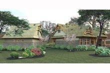Craftsman Exterior - Other Elevation Plan #120-174