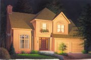 Traditional Style House Plan - 4 Beds 2.5 Baths 2148 Sq/Ft Plan #23-246