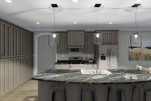House Design - Ranch Interior - Kitchen Plan #1060-101