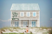 House Design - Colonial Exterior - Outdoor Living Plan #497-19