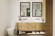 Farmhouse Style House Plan - 5 Beds 2.5 Baths 3313 Sq/Ft Plan #23-2742