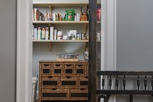Home Plan - Pantry