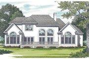 European Style House Plan - 5 Beds 4.5 Baths 4227 Sq/Ft Plan #453-35 Photo