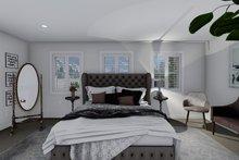 Home Plan - Ranch Interior - Master Bedroom Plan #1060-13