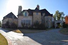 Dream House Plan - European Exterior - Front Elevation Plan #119-169