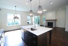 Tudor Interior - Kitchen Plan #54-399